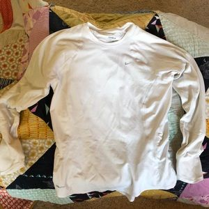 Long-sleeve Nike Fit-Dry shirt